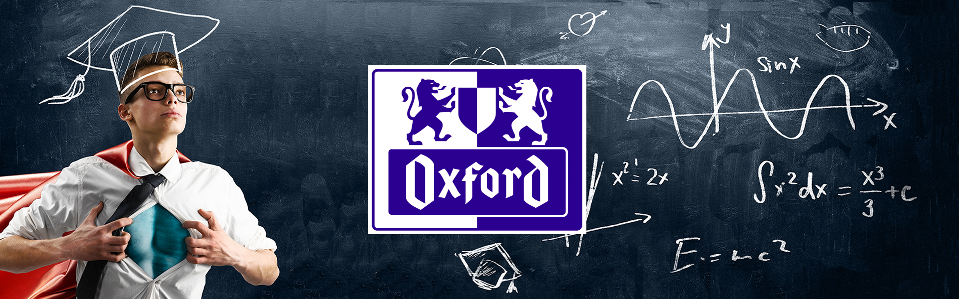 Oxford Brand Power in your Hands