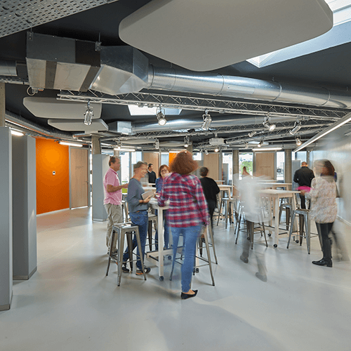 Hamelin Campus entreprise Caen