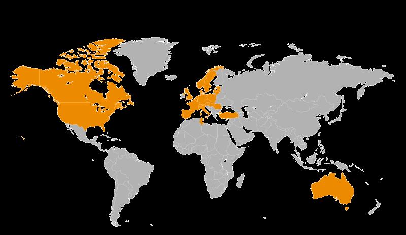 Groupe Hamelin à l'international